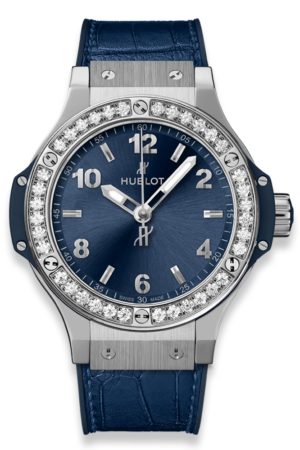 Hublot Big Bang Steel Blue Diamonds R. 361.SX.7170.LR.1204