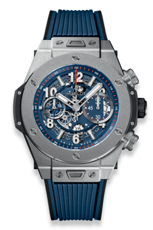 Hublot Big Bang Unico Titanium Blue R.411.NX.5179.RX