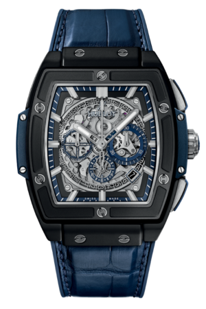 Hublot Spirit of Big Bang Ceramic Blue R.601.CI.7170.LR